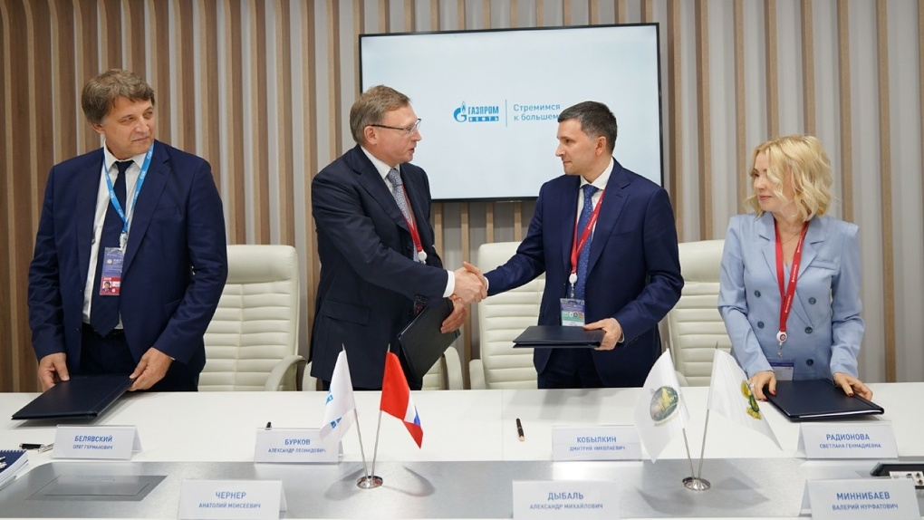 Первый пошел: «Газпром нефть» направит в «Чистый воздух» Омска более 100 млрд рублей