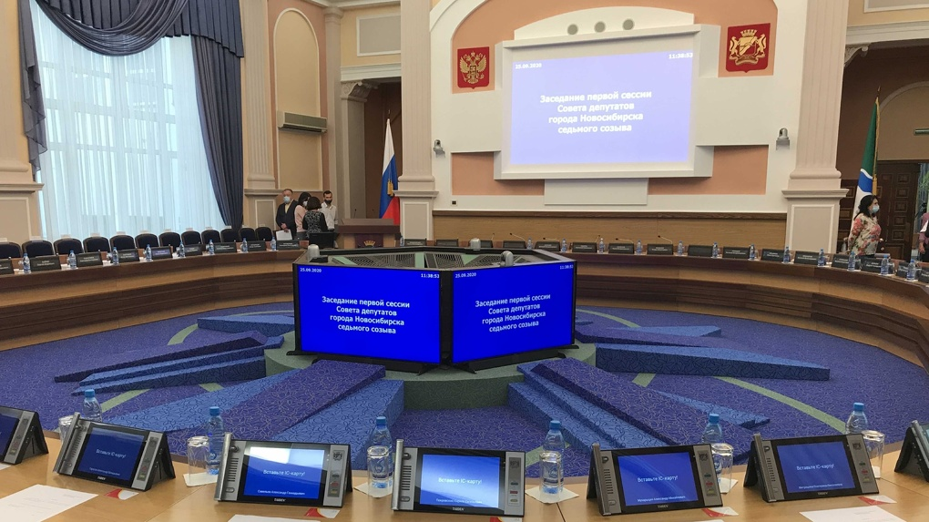 Депутаты горсовета Новосибирска оставили без грамот подозреваемых во вбросе голосов сотрудниц ТИКа