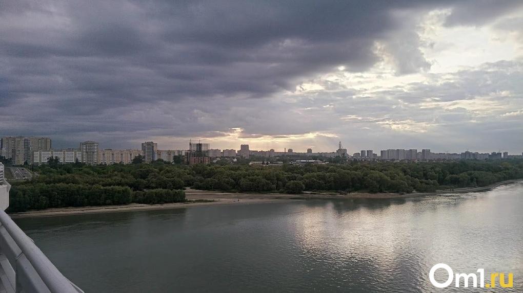 Омску грозит подтопление из-за поднятия уровня воды в Иртыше