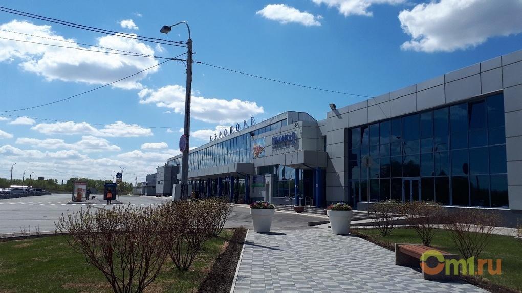 Омский аэропорт возглавил выходец империи Дерипаски