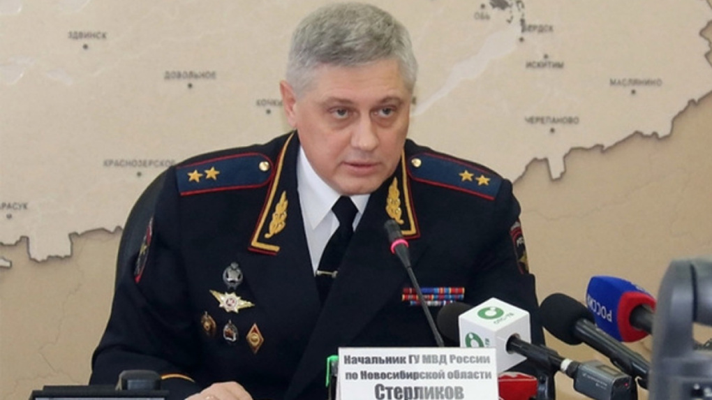 «Попался на коррупции»: стали известны подробности отставки главного полицейского Новосибирской области