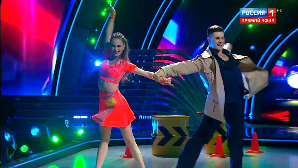 Новосибирский блогер Давид Манукян занял второе место в шоу «Танцы со звёздами»