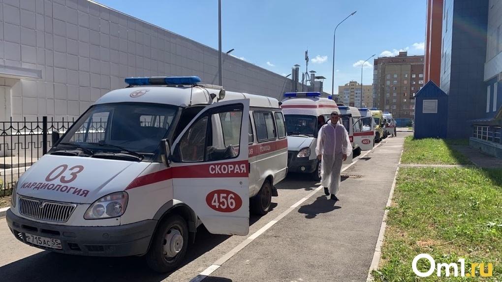 В Омске потерялись тесты на коронавирус с целой подстанции скорой помощи