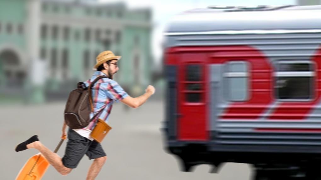 Как вернуть свой багаж, если отстал от поезда. Советы бывалого проводника-новосибирца