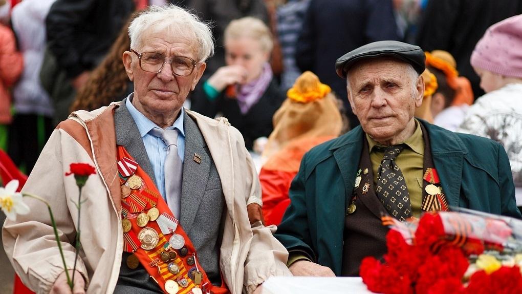 Где посмотреть парад Победы в Новосибирске?