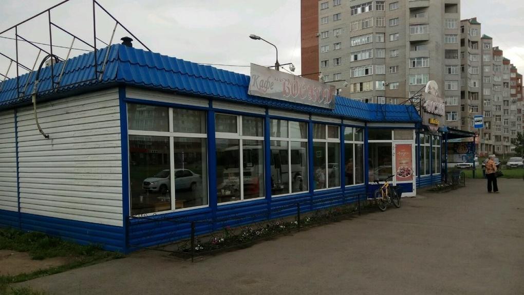 В Омске скоро снесут кафе «Восход» на Левом берегу