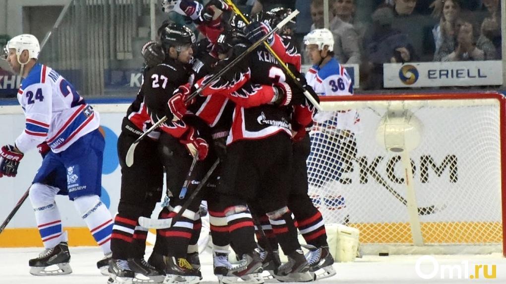 Игрок омского «Авангарда» стал рекордсменом КХЛ