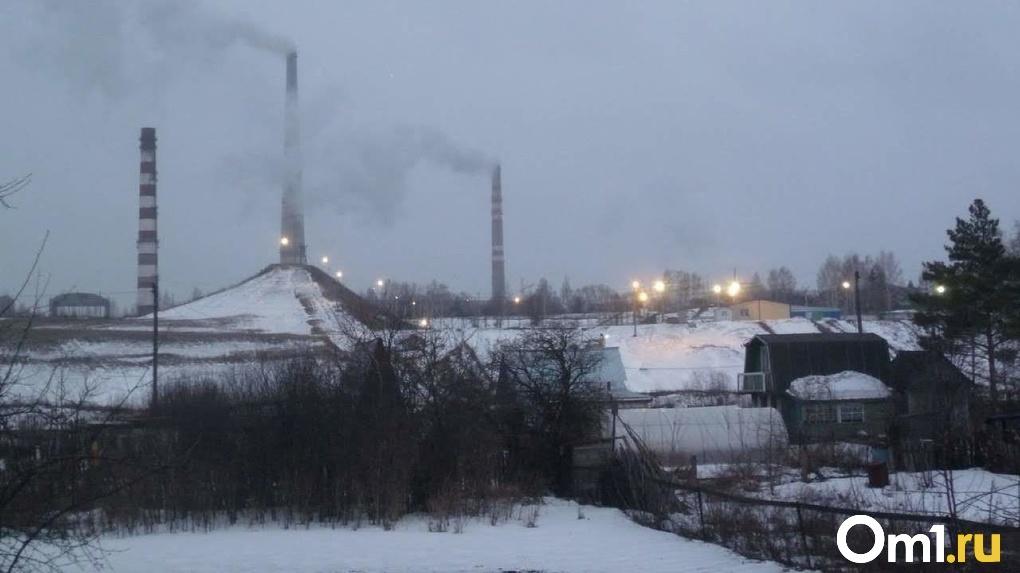 В Новосибирске снизился уровень загрязнения воздуха