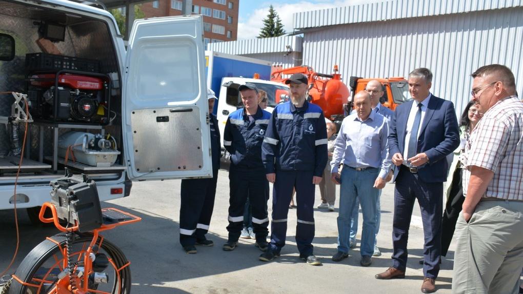 В сотню лучших товаров России могут войти услуги водоотведения «Росводоканал Омск»