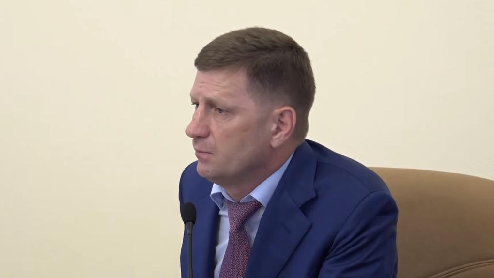 Следственный комитет предъявил Сергею Фургалу окончательное обвинение
