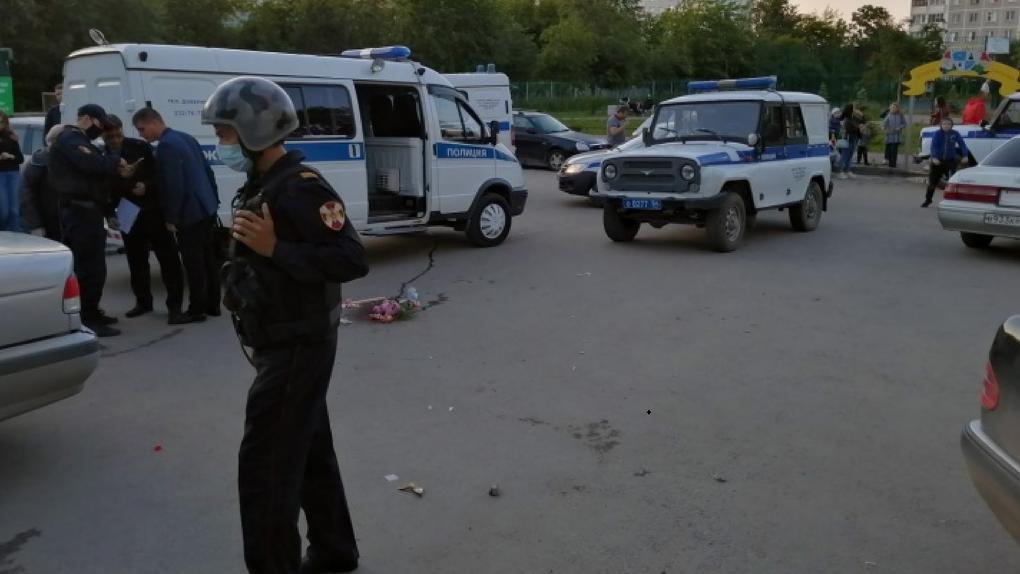 На Северо-Чемском жилмассиве Новосибирска произошла массовая драка