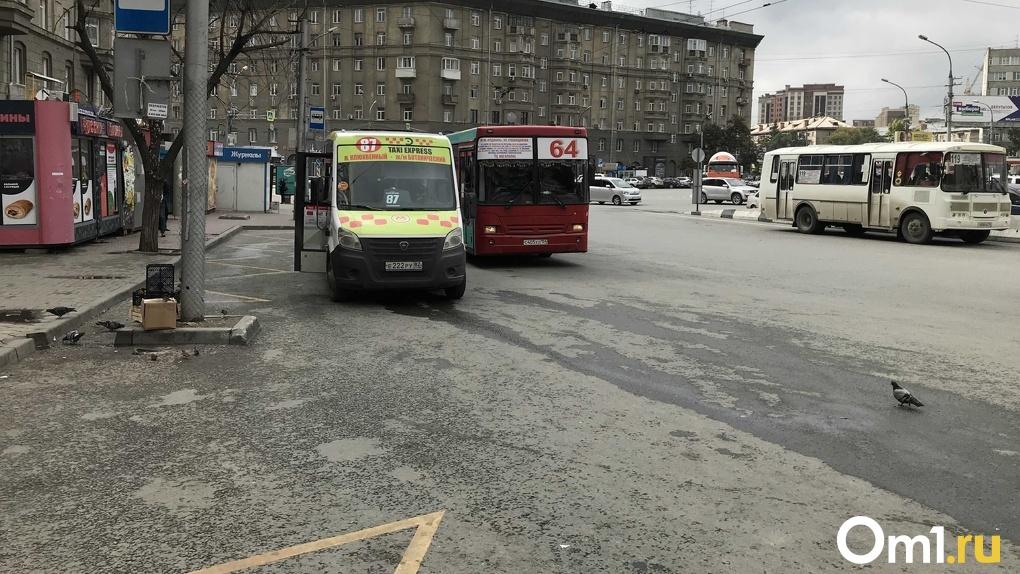 В Новосибирске изменили маршруты общественного транспорта до микрорайона Чистая слобода