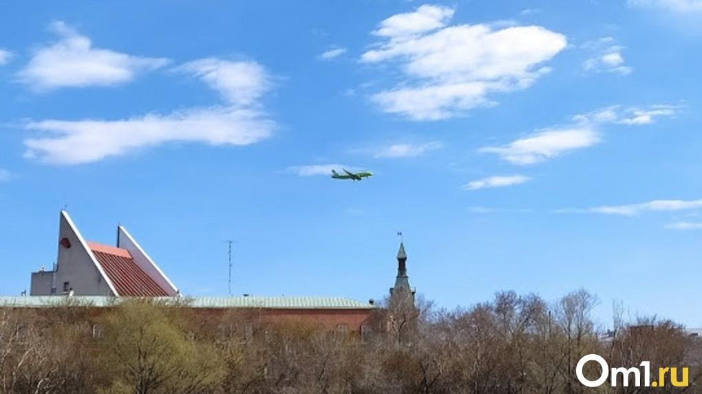 С 1 июня запустят прямые авиарейсы из Омска в четыре курортных страны