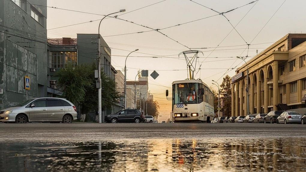 В Новосибирске закроют трамвайные маршруты № 13 и 14