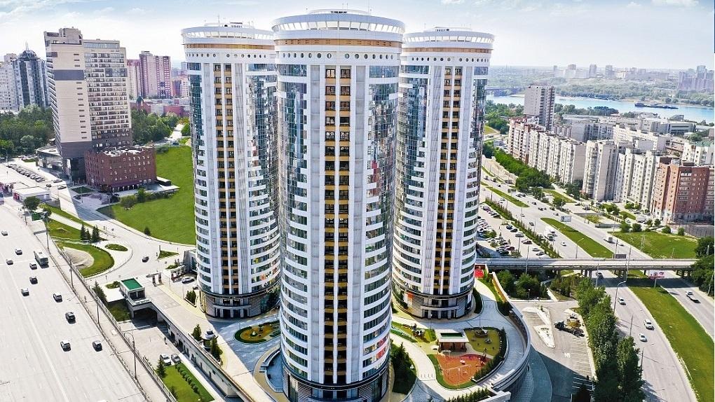 Новосибирск вошёл в топ-5 по количеству небоскрёбов