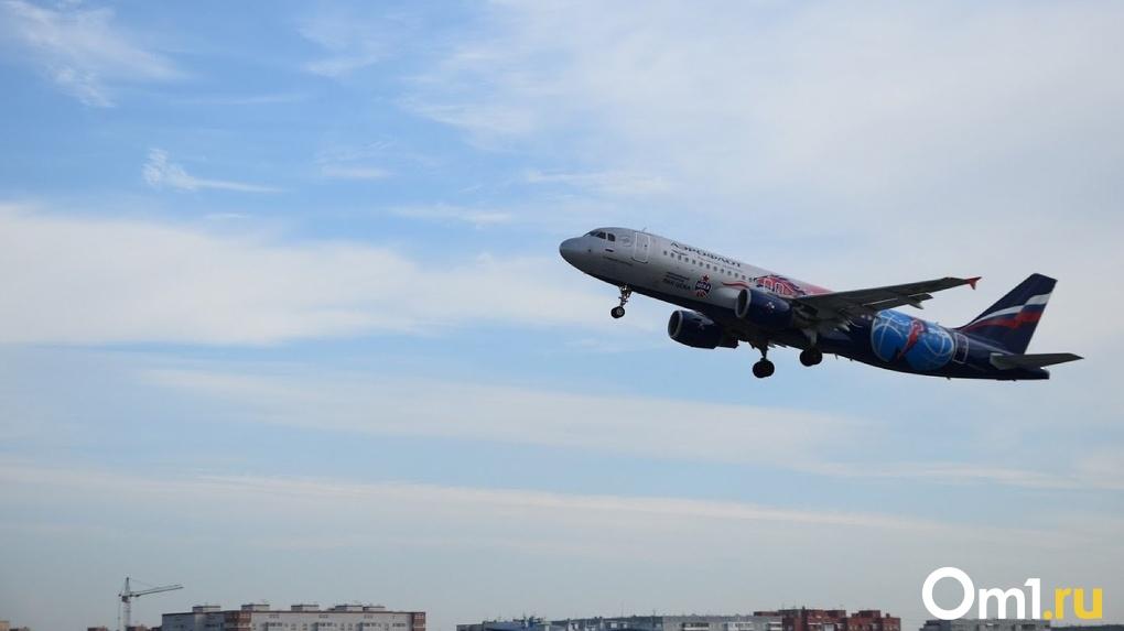 Завтра в Омск прибудут два последних самолета из Таиланда