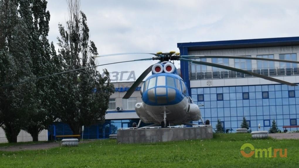 За год в Омск на вертолетах транспортировали 367 пациентов