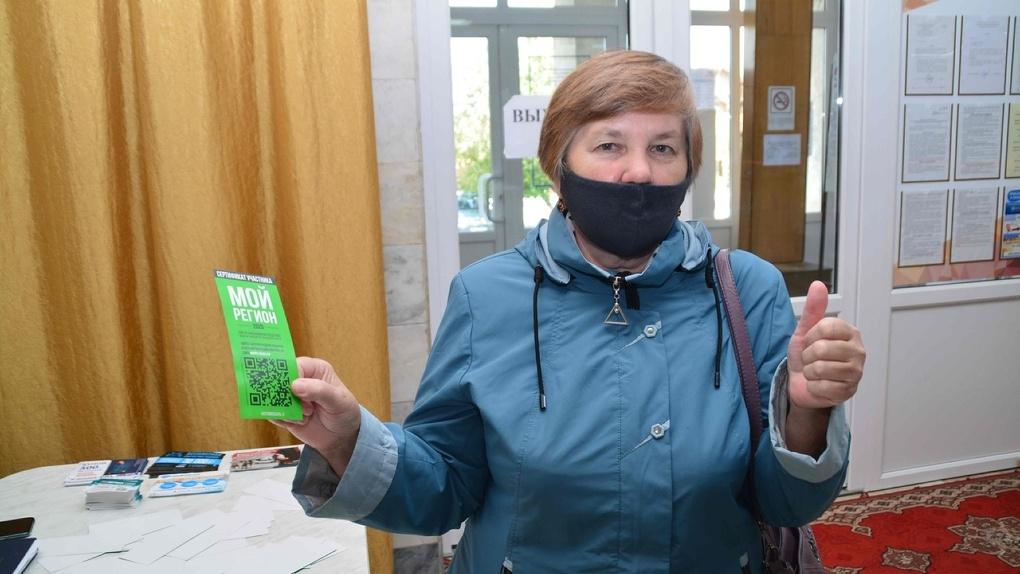 Обладателем пятого автомобиля по акции «Мой регион» стала жительница Калачинска