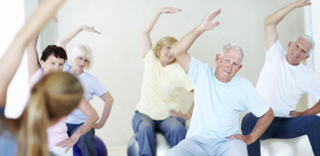 После визита в Китай в Омске намерены развивать спорт среди пенсионеров