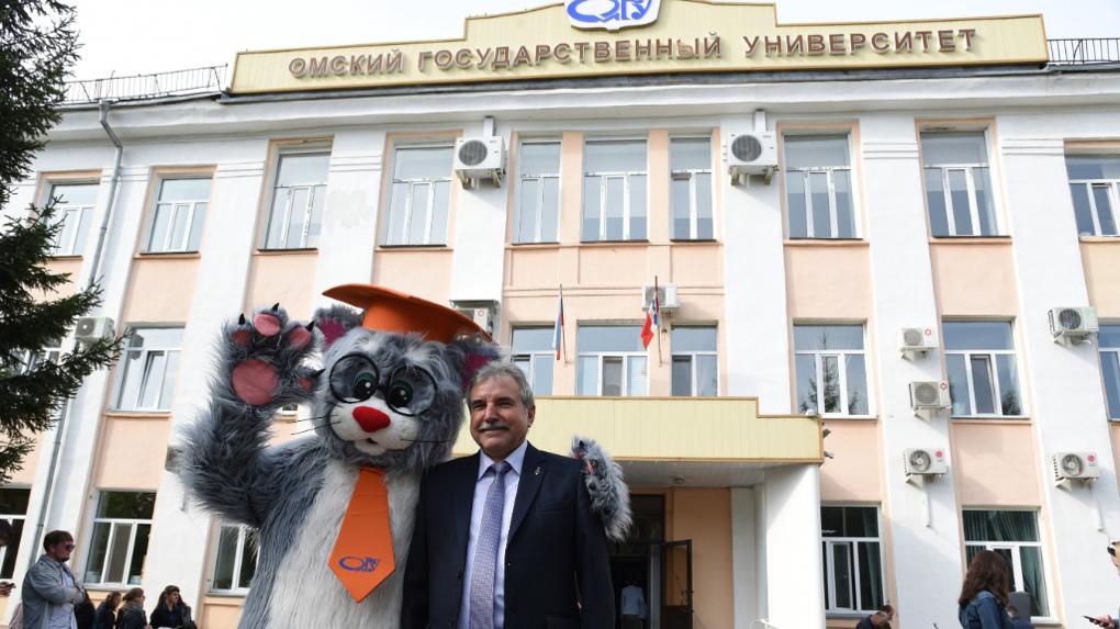 В омском университете Достоевского ликвидировали 18 кафедр и факультет