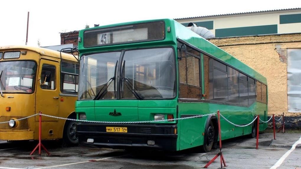В Новосибирске ввели бесплатную пересадку на для пассажиров автобуса № 45