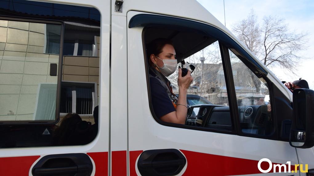 В десяти районах Омской области зафиксировали прирост заражённых COVID-19