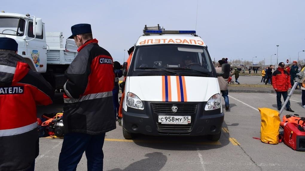 В Петербурге в здании Военной академии прогремел взрыв