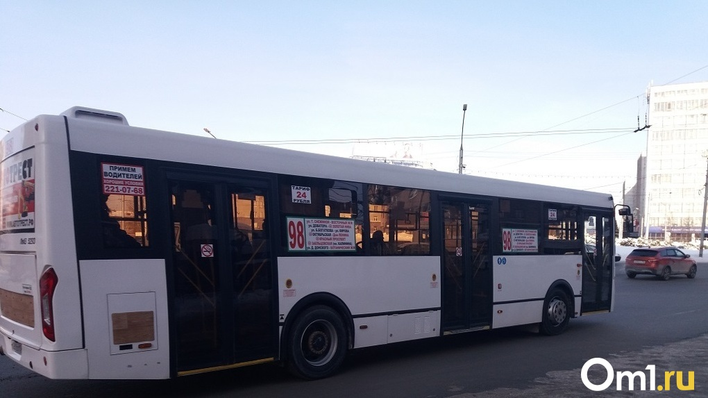Дорожные полицейские выходят на массовую проверку водителей новосибирских автобусов