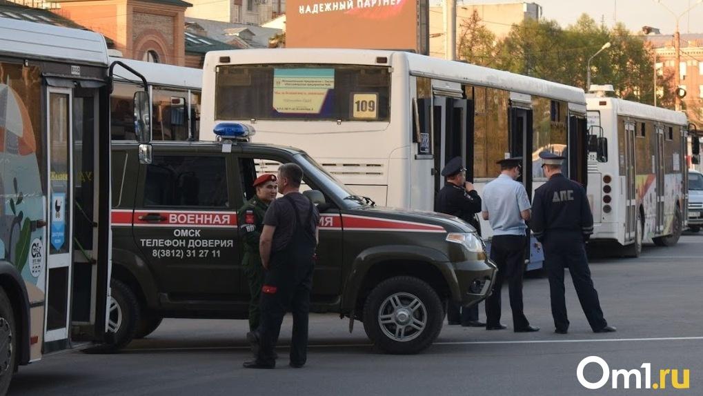 На границе Омска с Казахстаном появились блокпосты