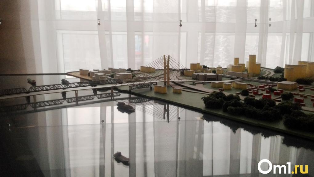 «Больше на миллиард»: стала известна реальная стоимость строительства четвертого моста в Новосибирске