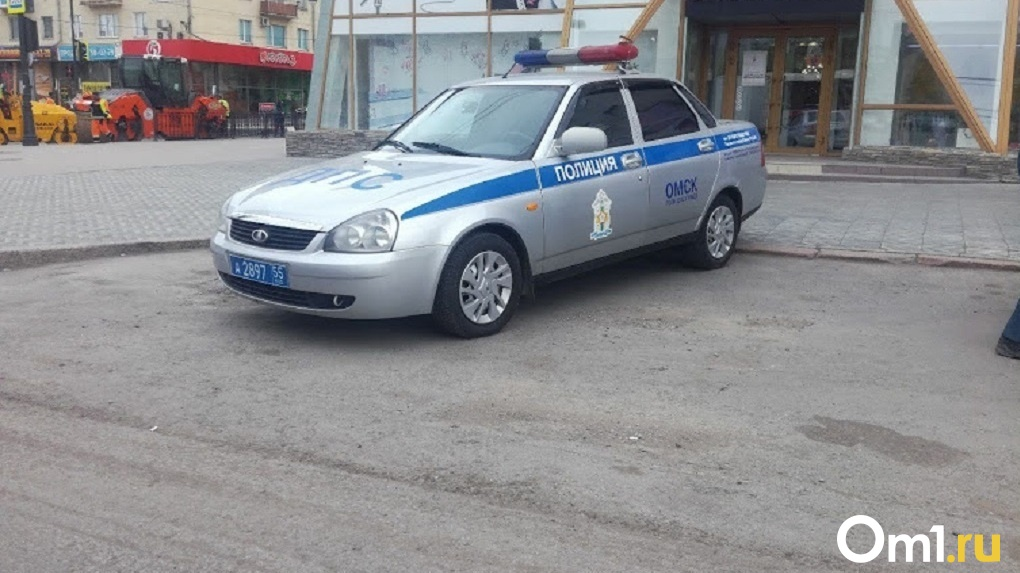 В одном из районов Омской области усиленно работают полицейские
