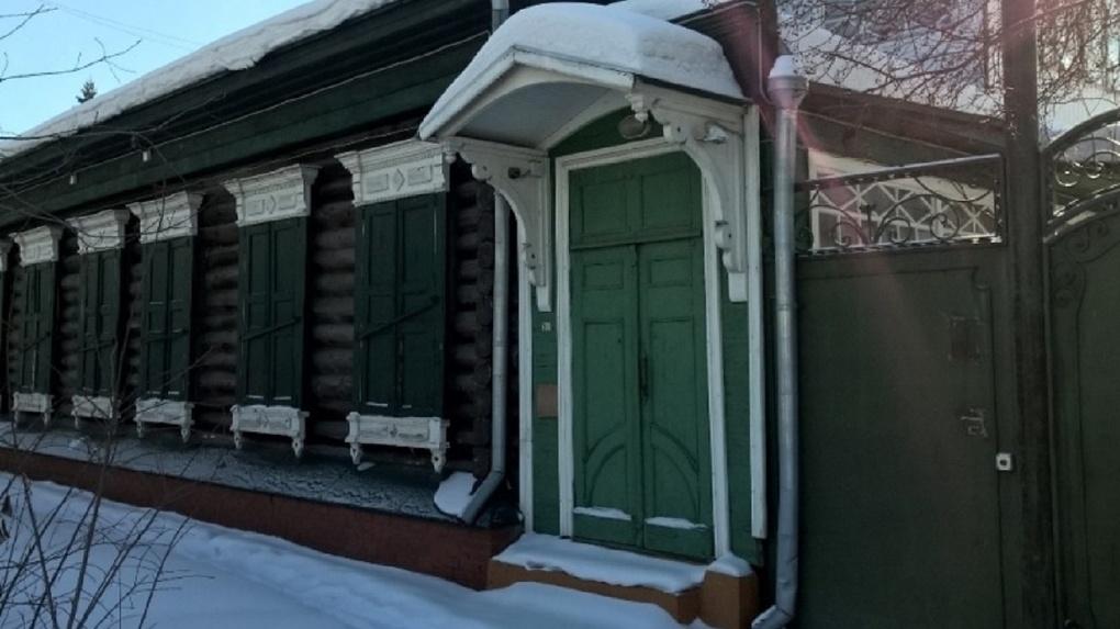 В Омске дом, где произошло одно из самых шокирующих убийств, признали памятником архитектуры