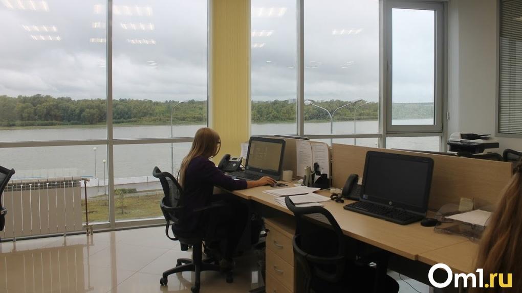 В Омске катастрофически не хватает офисных помещений