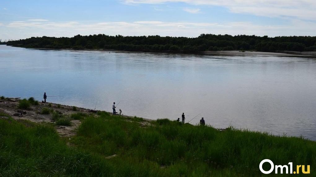 В Омской области сельчане прогуливались по берегу реки и обнаружили труп