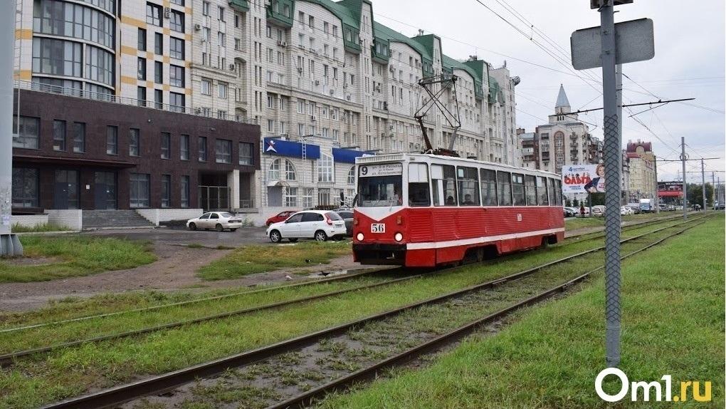 В Новосибирске на неделю закроют трамвайный маршрут №3