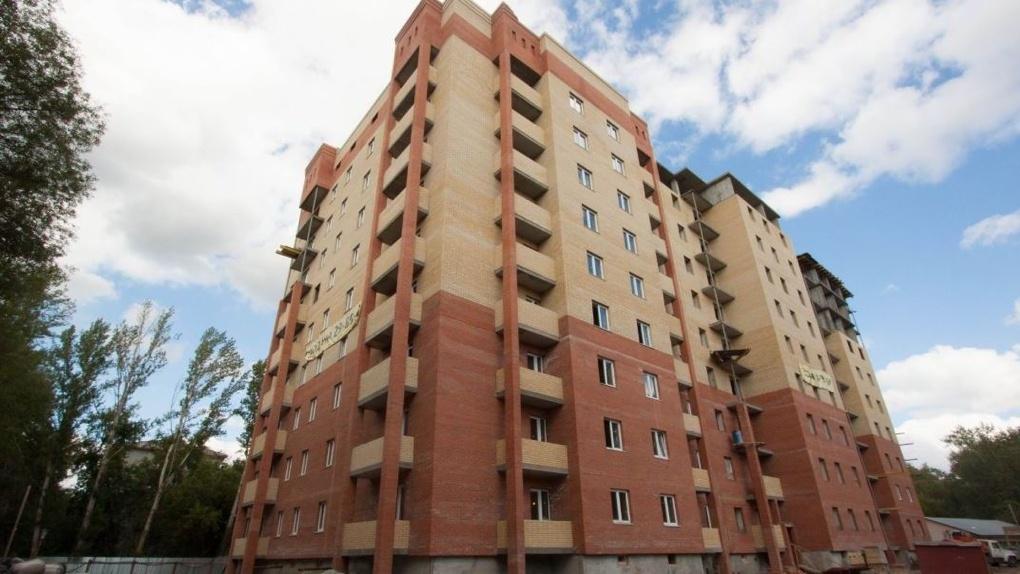 Омский ООО «Дом на Менделеева» банкротится из-за 44 млн рублей