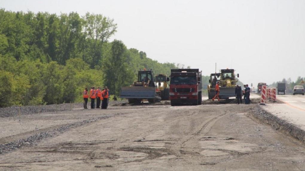 В Новосибирской области дорогу в сторону Павлодара отремонтируют за четыре миллиарда рублей