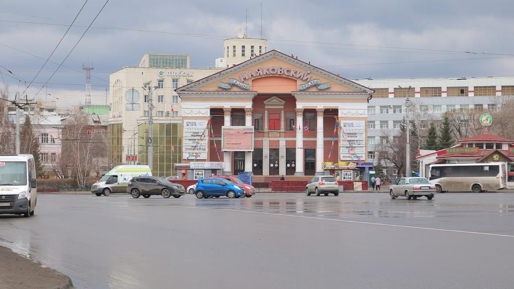 Горсовет выступил против флешмоба ГИБДД в центре Омска