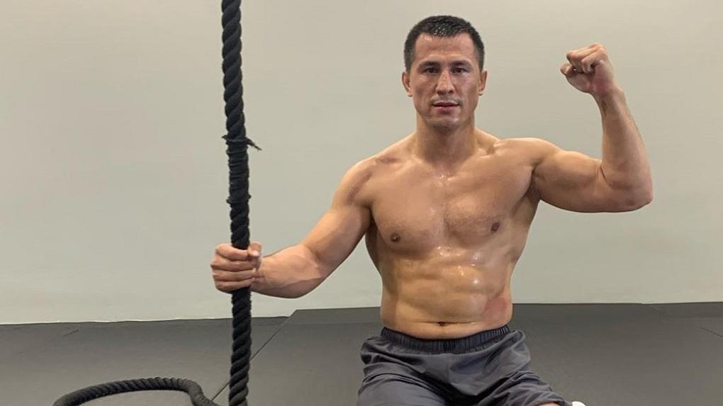 Олимпийский чемпион из Новосибирска рассказал, почему его ничто не остановит на пути к победе