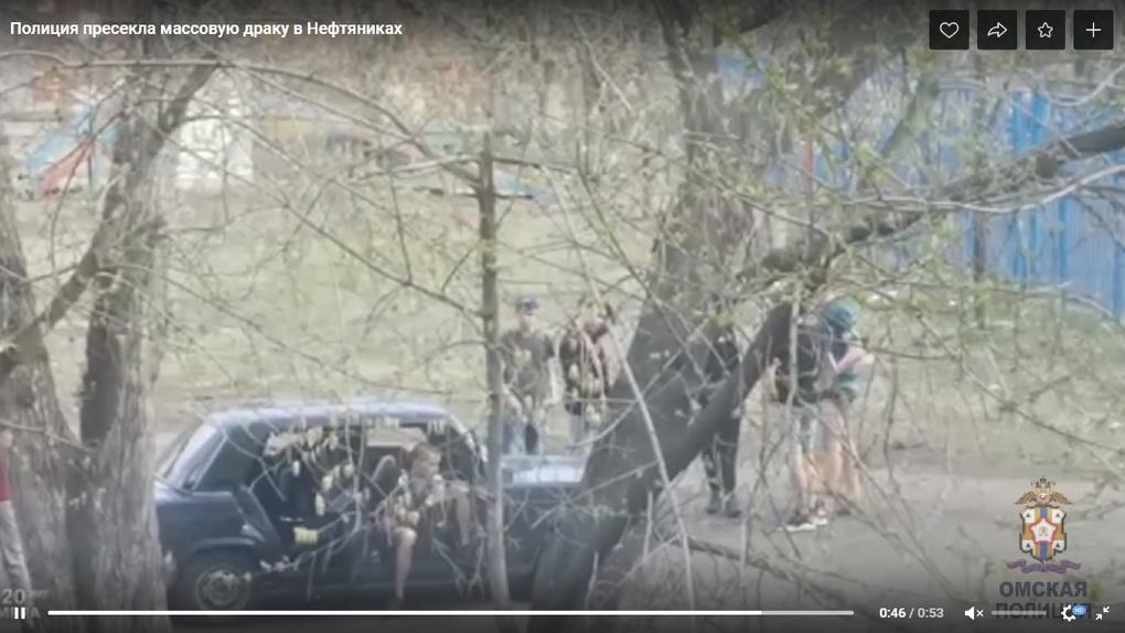 Драка пьяных подростков в Омске завершилась переломами
