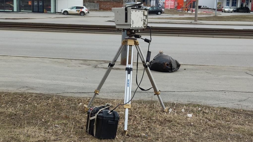 Где в России больше всего дорожных камер?