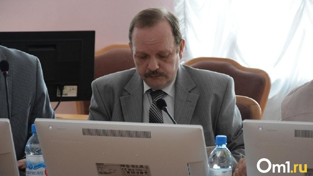 Вице-мэра Омска уволили после обвинительного приговора