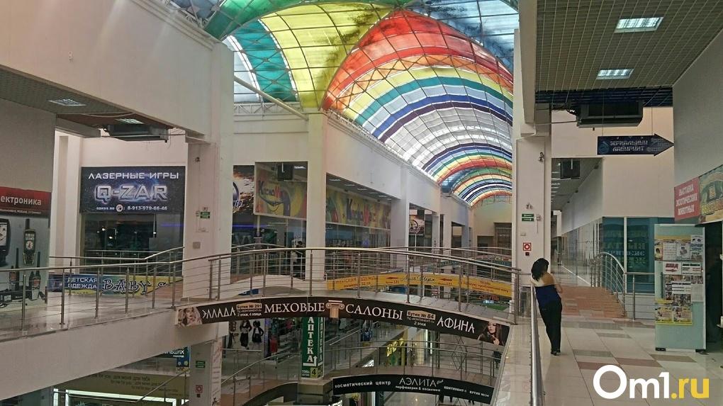 В Омске могут заработать фуд-корты в торговых центрах