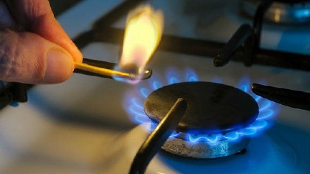 Шесть районов Омской области остались без газа из-за аварии