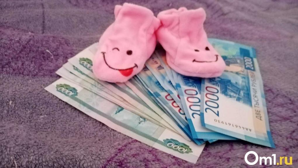 Новые выплаты семьям новосибирцев с детьми предложили ввести в Госдуме