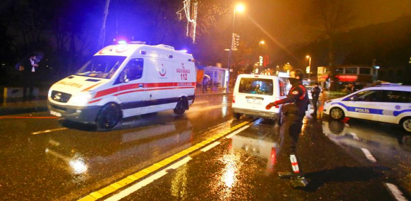Полиция Турции установила личность стрелка , устроившего теракт в ночном клубе