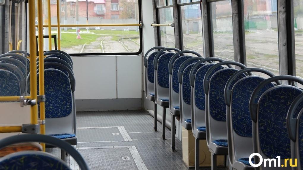 В Омск из Москвы приедут еще десять трамваев