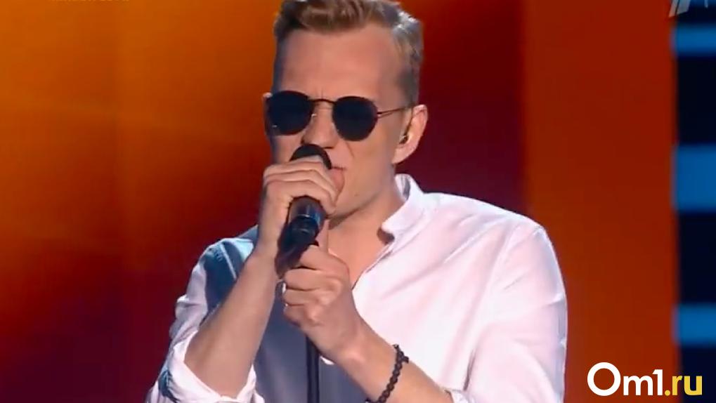 Новосибирец исполнил песню Шуры на шоу «Голос» и попал в команду Сюткина