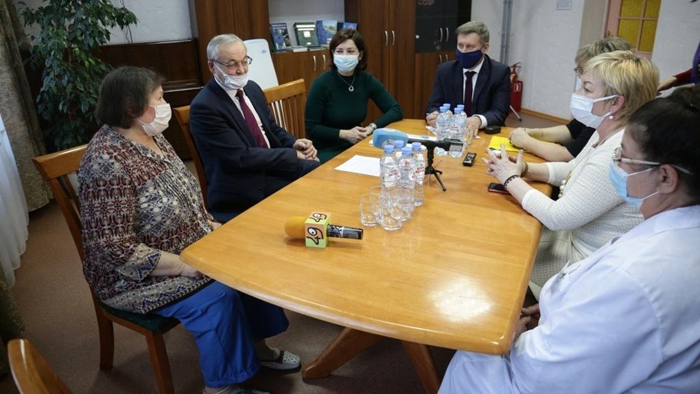 Новосибирские реабилитационные центры приняли первых пациентов для восстановления после COVID-19