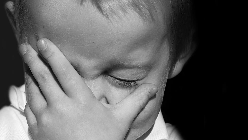 Омичка оторвала палец своему маленькому сыну